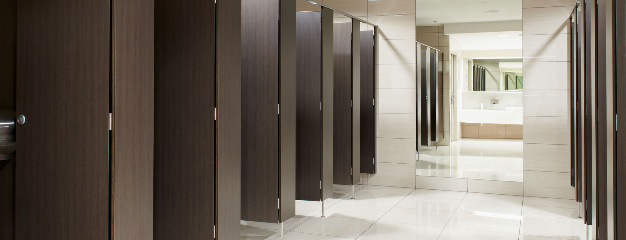 Ablution Solutions Toilet Partitions Resco New Zealand - Commercial bathroom stall door locks