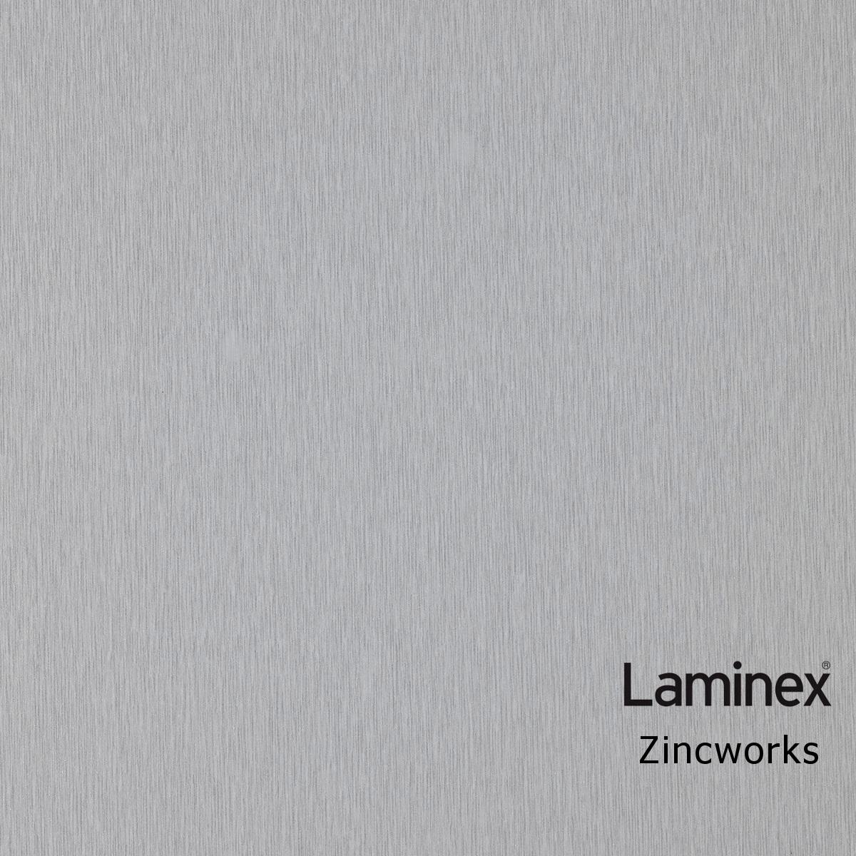 Zincworks resco for Zinc laminate