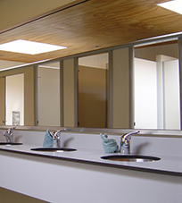 A recent Underbench Vanities project